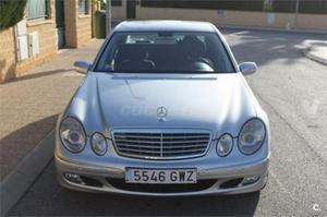 Mercedes-benz Clase E E 220 Cdi Classic 4p. -05