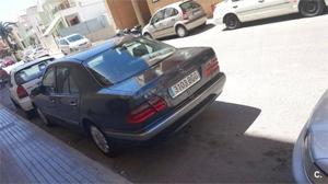 Mercedes-benz Clase E E 320 Cdi Elegance 5p. -01