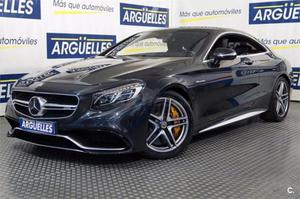 Mercedes-benz Clase S S 63 Amg 4matic Coupe 2p. -15