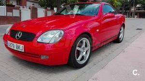 Mercedes-benz Clase Slk Slk 230 Kompressor 2p. -98