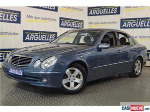 Mercedes e 320 cdi aut avantgarde '05