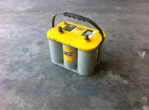 batería Optima Yellowtop 55Ah