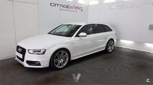 Audi A4 Avant 2.0 Tdi 150cv S Line Edition 5p. -14
