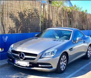 Mercedes-benz Clase Slk Slk 250 Cdi Blueefficiency 2p. -12