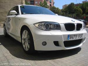 SE VENDE BMW 120 D TODO INCLUIDO AñO:  COLOR: BLANCO -