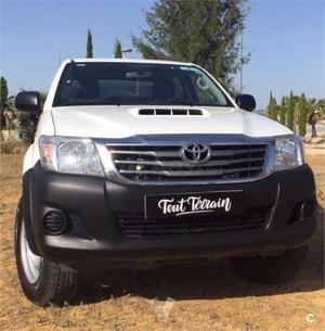 Toyota Hilux 2.5 D4d Doble Cabina Gx 4x4 4p. -14