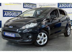Ford Fiesta FIESTA 1.4 TDCI PAQUETE TECHNO CLIMA
