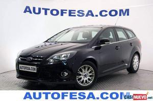 Ford focus sportbreak 1.6 tdci 115cv titanium 5p de segunda
