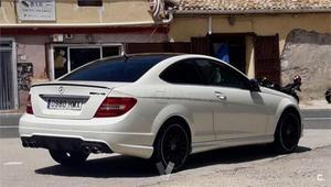 Mercedes-benz Clase C C 250 Sport Coupe 2p. -13