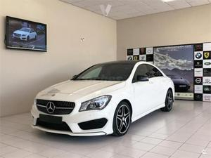 Mercedes-benz Clase Cla Cla 220 Cdi Aut. Amg Line 4p. -14