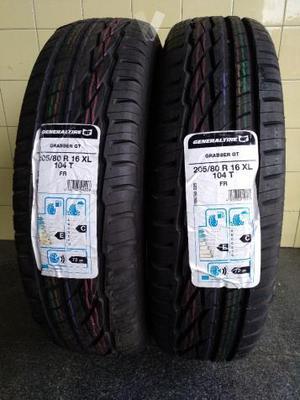 Neumáticos General R16