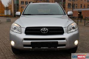 Toyota rav4 a € de segunda mano