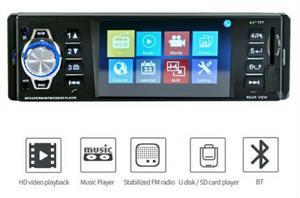 radio multimedia dvd para el coche