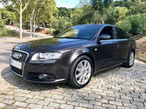 Audi A4 2.0 AUT. SLINE CUERO XENON. GARANTIA.
