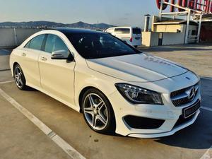 """Mercedes Benz Clase CLA 220CDI """"AMG"""" AUT CON: TECHO,"""