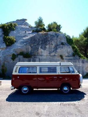 Volkswagen California T2 restaurada Barcelon