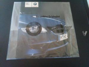 MANUAL ADICIONAL BMW Z4M E85/E86
