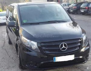 Mercedes-benz Vito 160 Cdi Marco Polo Activity Largo 4p. -15