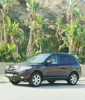 Hyundai Santa Fe 2.2 Crdi Vgt Style Automatico 7 Plazas 5p.