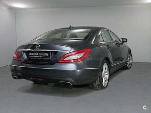 MERCEDES-BENZ Clase CLS CLS 350 BlueEFFICIENCY 4p.