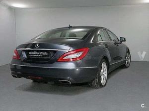 Mercedes-benz Clase Cls Cls 350 Blueefficiency 4p. -12