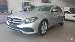Mercedes-benz Clase E E 220 D 4p. -17