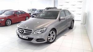 Mercedes-benz Clase E E 350 Bluetec 4p. -14