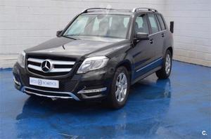 Mercedes-benz Clase Glk Glk 220 Bluetec 4m 5p. -14