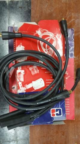 cables bujias; bujias ford motor pinto 2.0.