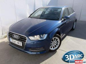 Audi a3 sportback 2.0 tdi 150cv attraction de segunda mano