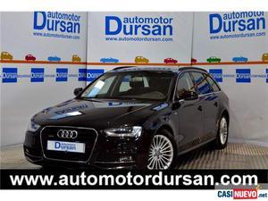 Audi a4 a4 2.0tdi avant quattro * xenon * navi * sline de