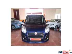 Fiat doblo panorama 1.6mjt dynamic e5 de segunda mano
