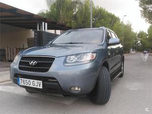 Hyundai Santa Fe 2.2 Crdi Vgt Style Automatico 5 Plazas 5p.
