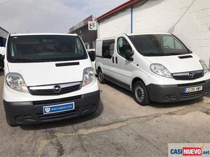 Opel vivaro 2.0 cdti 114 cv combi 9 de segunda mano