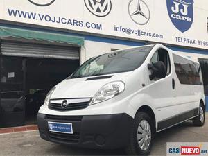 Opel vivaro 2.0 cdti 114 cv l2 de segunda mano