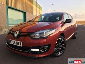 Renault mã©gane 1.6 dci 130 bose de segunda mano