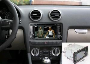 pantalla ractil reproductor dvd audi A3