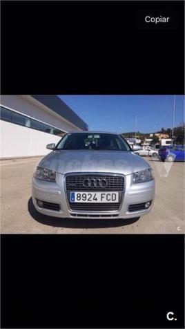 Audi A3 Sportback 2.0 Tdi Quattro Attraction Dpf 5p. -06