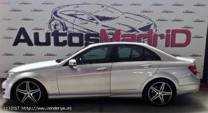 MERCEDES-BENZ C 200 CCV - MADRID - (MADRID)