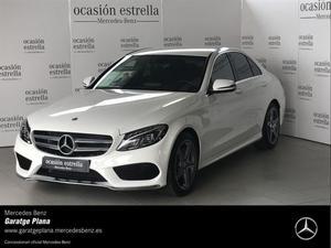 Mercedes Benz Clase C CLASE 220D AMG LINE AUT