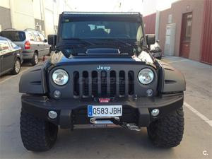 JEEP Wrangler Unlimited 2.8 CRD Sahara Auto 4p.