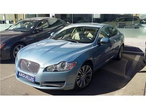 Jaguar Xf 2.7d V6 Premium Luxury Muy Equipado