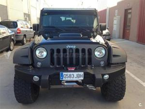 Jeep Wrangler Unlimited 2.8 Crd Sahara Auto 4p. -11