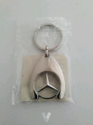 Llavero original Mercedes