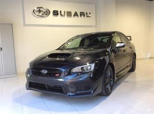 Subaru Wrx Sti 2.5t Rally Edition Awd 4p. -17