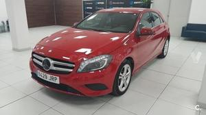 Mercedes-benz Clase A A 180 D Urban 5p. -16