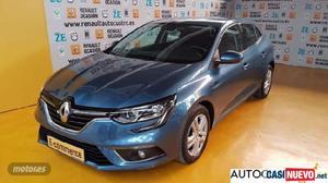 Renault megane megane 1.5dci energy intens 110 pequeno de