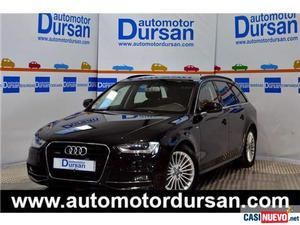 Audi a4 a4 2.0tdi avant quattro xenon navi sline '14 de -
