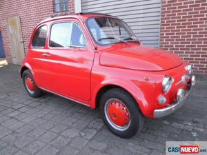 Fiat 500 de segunda mano