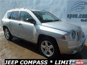 Jeep compass 2.0crd limited '08 de segunda mano